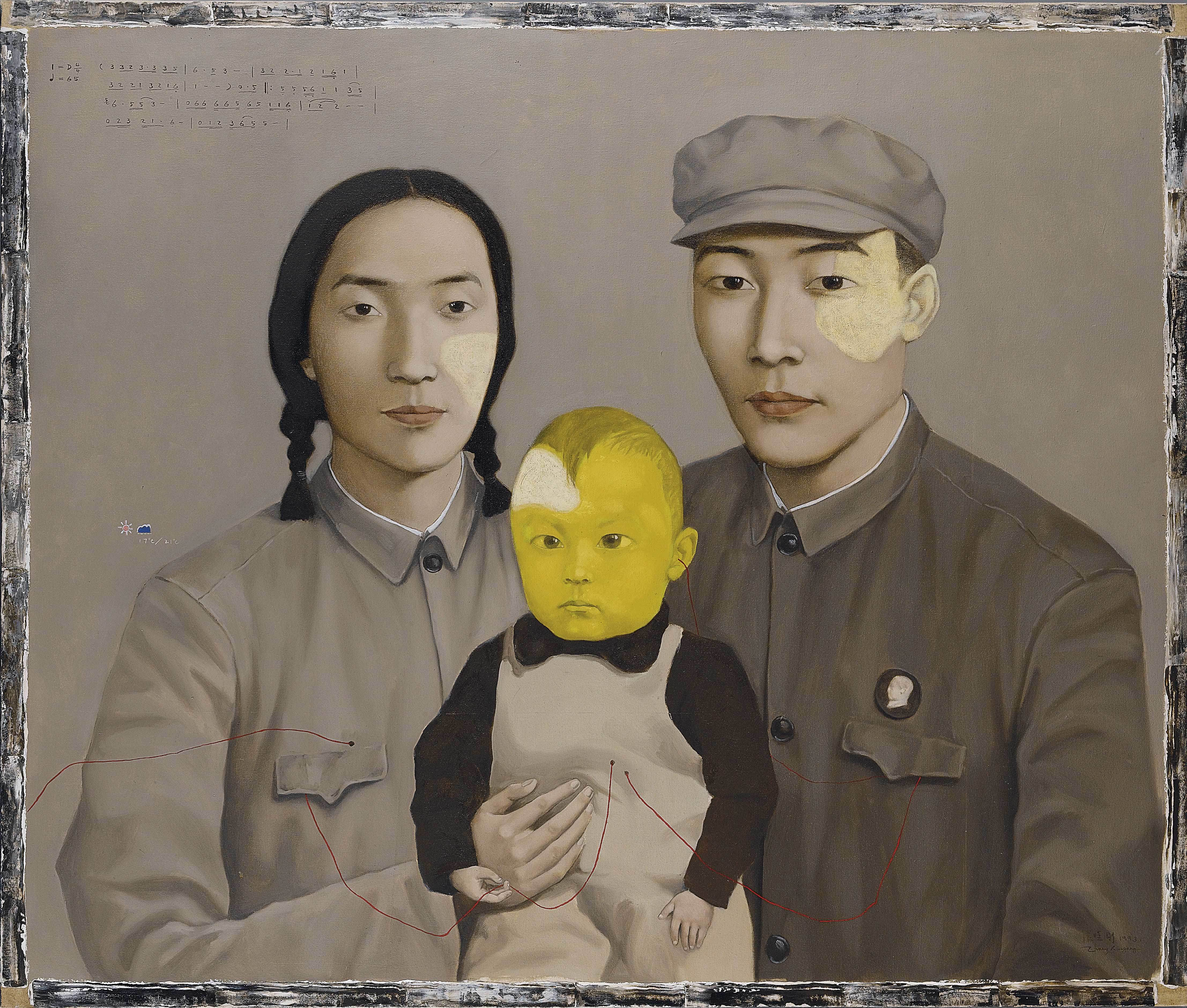 zhang xiaogang artist Zhang xiaogang artist biography buy and sell signed multiples and original paintings at fair prices on kunztgalleryzhang xiaogang is a contemporary chinese painter who works with symbolism and surrealism.