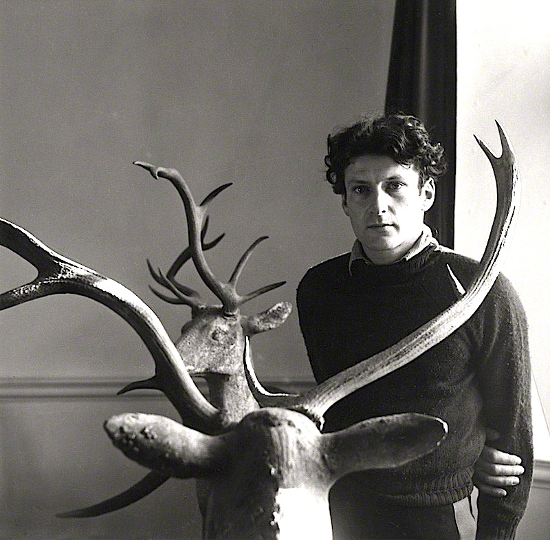 Lucian Freud, by Cecil Beaton, April 1956 - © Cecil Beaton Studio Archive, Sotheby's London