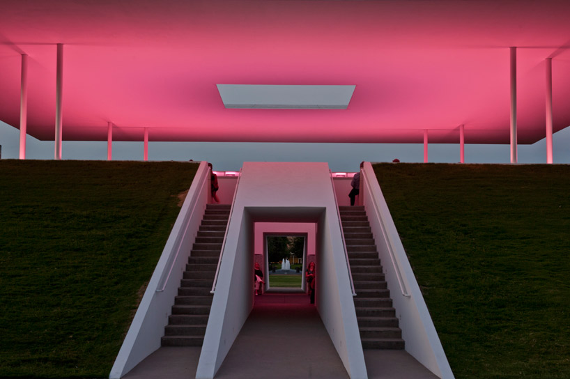james turrell twilight epiphany skyspace at rice. Black Bedroom Furniture Sets. Home Design Ideas
