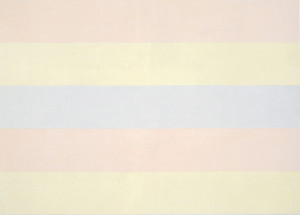 Agnes Martin Untitled #5, 1998 Acrylic paint and graphite on canvas, 152.4 x 152.4 cm Kunstsammlung Nordrhein-Westfalen, Düsseldorf. Acquired with assis- tance from the Gesellschaft der Freunde, numerous artists and art dealers and with special support from the guests of the dinner of 3 December 2011 © 2015 Agnes Martin/Artists Rights Society (ARS), New York